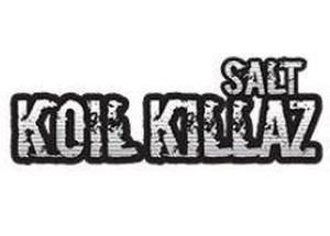 Koil Killaz Salt Logo Capital Vape & Cigar Edmonton Ab
